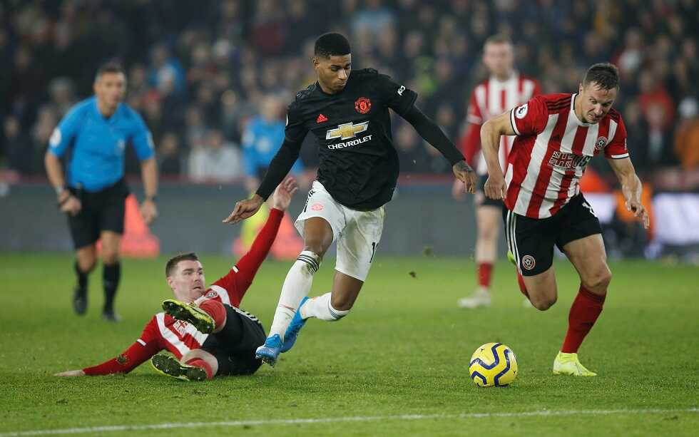 Nhận định Manchester United vs Sheffield United 25-6-2020 0h00